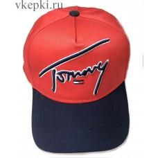 Бейсболка Tommy Hilfiger красная арт. 2346