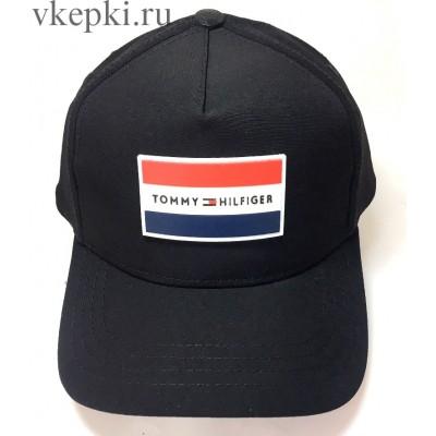 Бейсболка Tommy Hilfiger черная арт. 2347