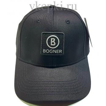 Кепка Bogner черного цвета
