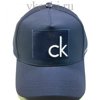 Кепка Calvin Klein синяя