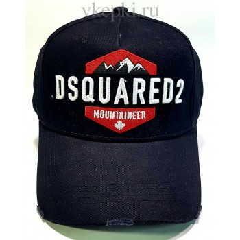 Кепка Dsquared2 Mountaineer черная арт.1726