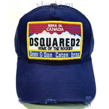 Кепка Dsquared2 синяя