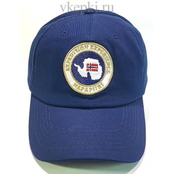 Бейсболка Napapijri синяя