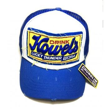 Кепка с сеткой Drink Howels купить в интернет магазине