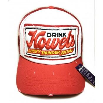 Бейсболка с сеткой Drink Howels