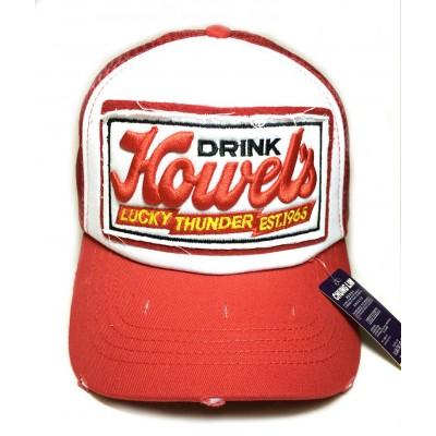 Кепка Drink Howels с сеткой арт.581