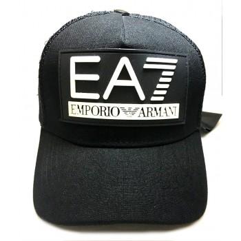 Кепка Emporio Armani черная