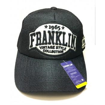 Кепка Franklin черная
