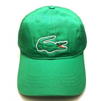 Кепка Lacoste зеленая