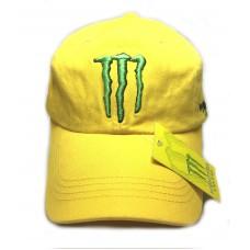 Кепка Monster желтая арт.814