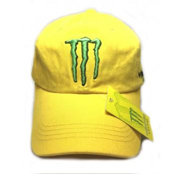Кепка Monster желтая