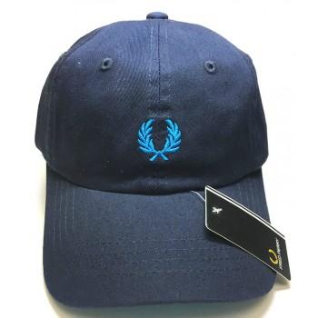 Кепка Фред Пэрри синяя