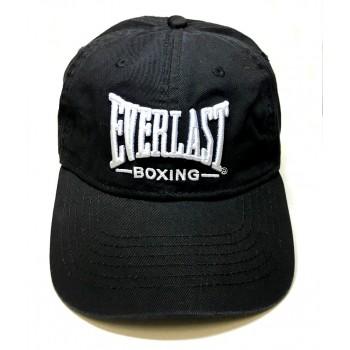 Кепка Everlast Boxing черного цвета