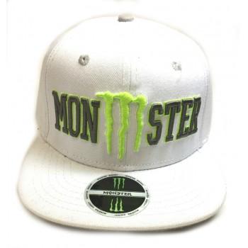 Кепка Monster с прямым козырьком