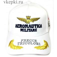 Кепка Aeronautika белая арт. 2109