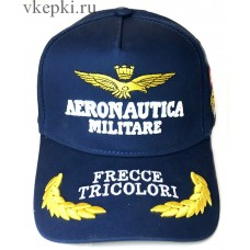 Кепка Aeronautika синяя арт. 2106
