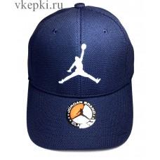 Кепка Jordan синяя арт. 2096
