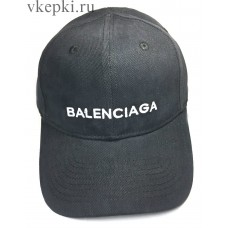 Кепка Balensiaga черная арт. 2094