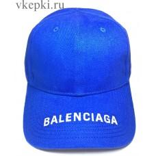 Кепка Balensiaga голубая арт. 2093