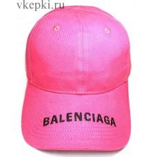 Кепка Balensiaga розовая арт. 2091