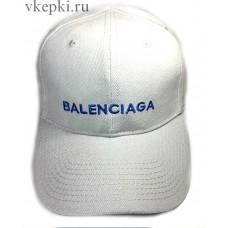 Кепка Balensiaga белая арт. 2088