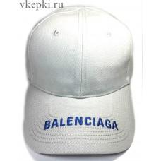 Кепка Balensiaga белая арт. 2087