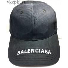 Кепка Balensiaga черная арт. 2085