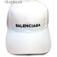 Кепка Balensiaga белая арт. 2083