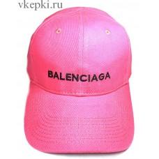 Кепка Balensiaga розовая арт. 2081