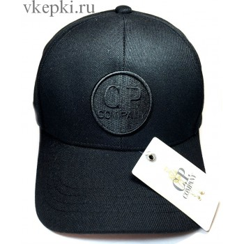 Кепка C.P Company с линзами черная арт. 2077