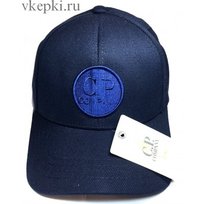 Кепка C.P Company с очками синяя арт. 2076