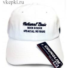 Кепка National Basic белая арт.2056