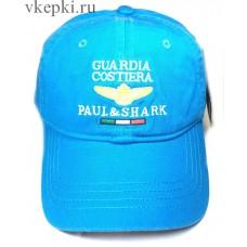 Кепка Paul & Shark голубая арт. 2052