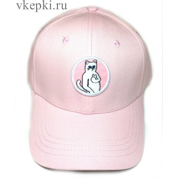 Кепка Ripndip розовая арт. 2046