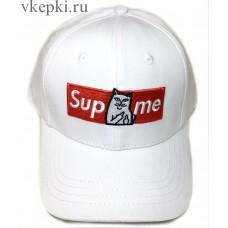 Кепка Supreme белая арт. 2043