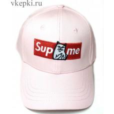 Кепка Supreme розовая арт. 2039