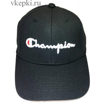 Кепка Champion черная арт. 2016