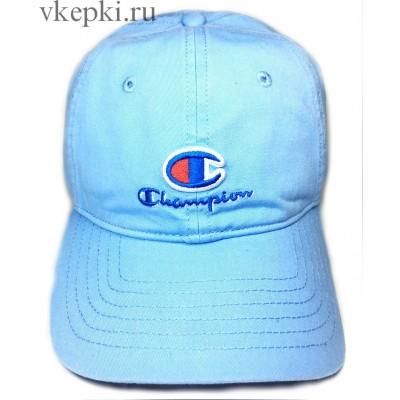Кепка Champion голубая арт. 2015
