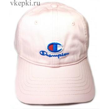 Кепка Champion розовая арт. 2011