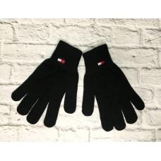 Перчатки Tommy Hilfiger черные