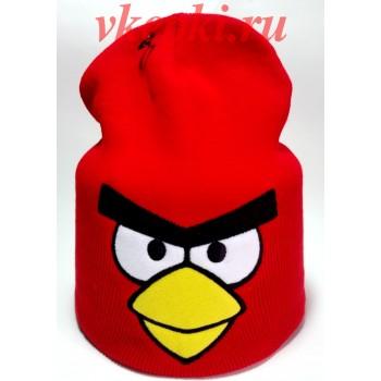 Шапка Angry Birds детская