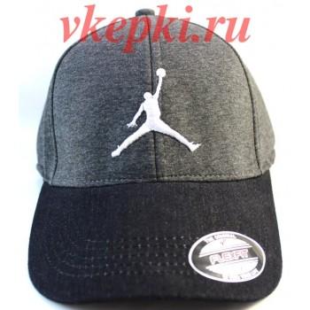 Кепка Air Jordan серого цвета