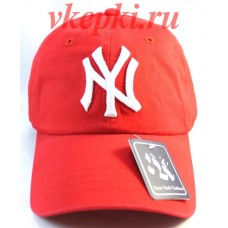 Кепка NEW YORK красная арт.923