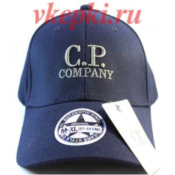 Кепка C.P Company синего цвета