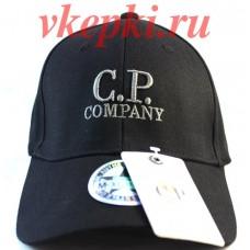 Кепка C.P Company черная арт.1605