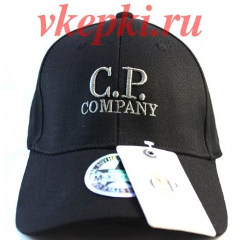 Кепка C.P Company черного цвета