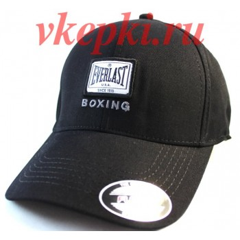 Кепка Everlast boxing черная