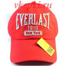 Кепка Everlast красная арт.1193
