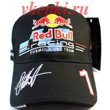 Кепка Red Bull черная Арт.170