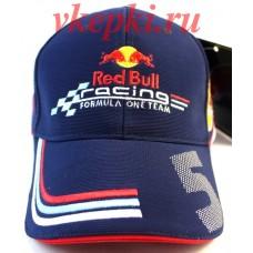 Кепка Red Bull синяя арт.997